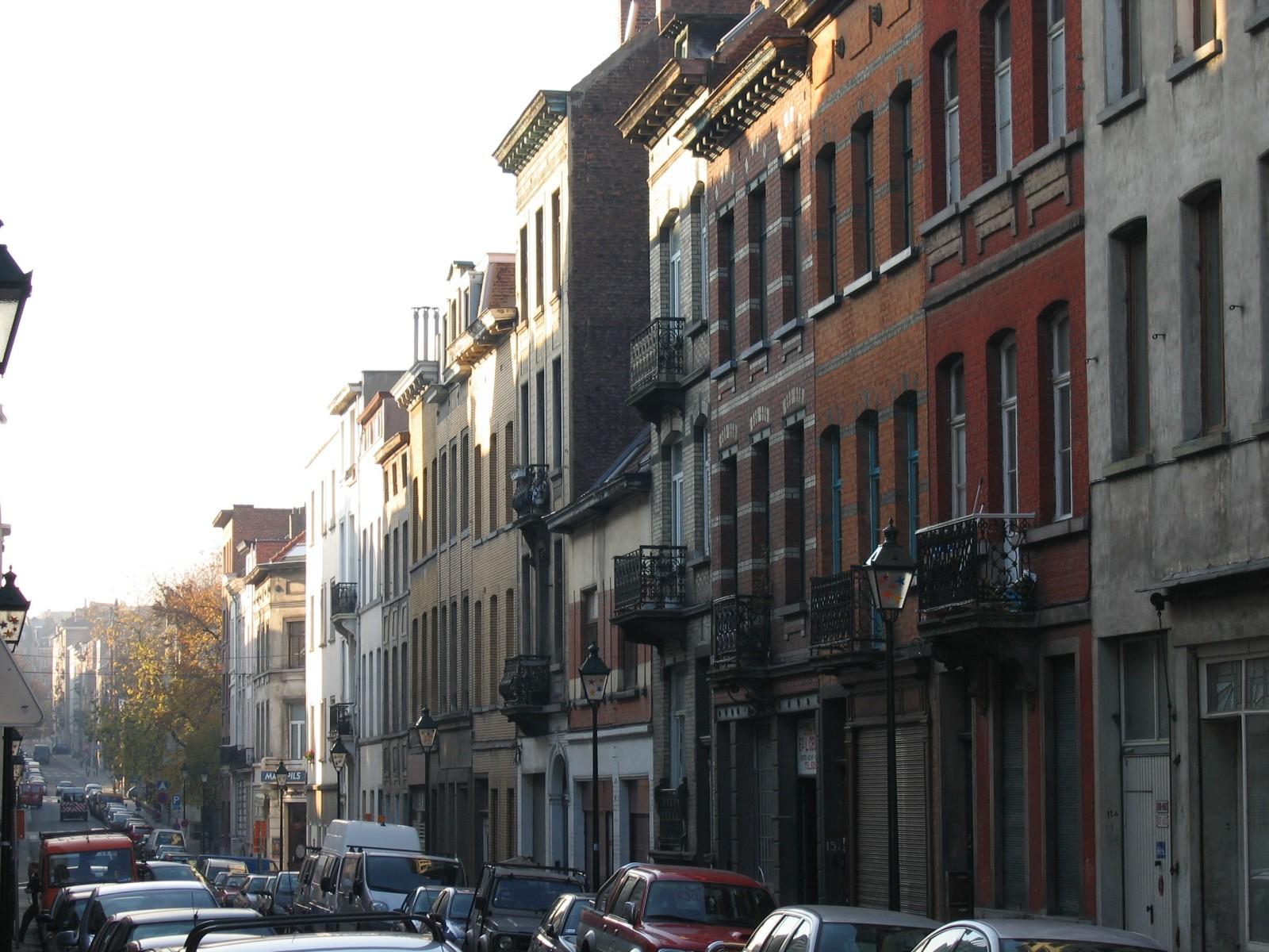 Saint gilles rue de parme for Rue de parme