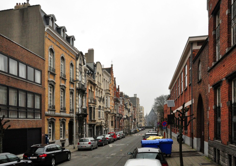Woluwe-Saint-Lambert - Avenue Albert-Élisabeth